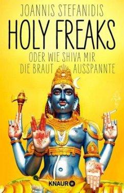 Holy Freaks - Stefanidis, Joannis