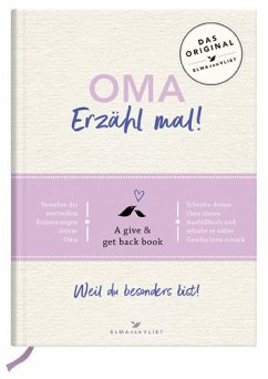 9783426655917 - Vliet, Elma van: Oma, erzähl mal - Buch