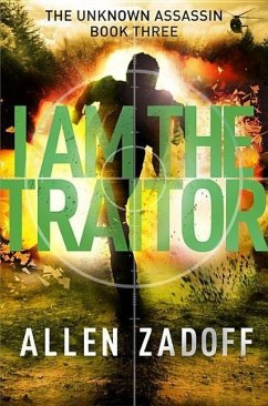 I Am the Traitor - Zadoff, Allen