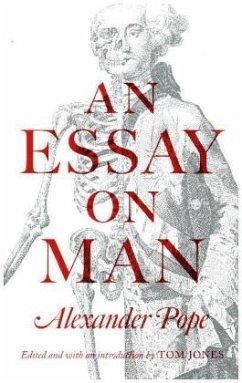 An Essay on Man - Pope, Alexander