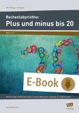 Rechenlabyrinthe: Plus und minus bis 20 (eBook, PDF)