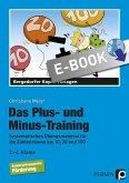 Das Plus- und Minus-Training (eBook, PDF)