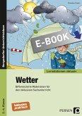 Wetter (eBook, PDF)