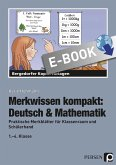 Merkwissen kompakt: Deutsch & Mathematik (eBook, PDF)