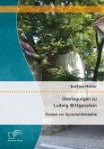 Überlegungen zu Ludwig Wittgenstein: Essays zur Sprachphilosophie (eBook, PDF)