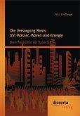Die Versorgung Roms mit Wasser, Waren und Energie: Die Infrastruktur der Kaiserzeit (eBook, PDF)