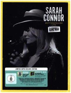 Muttersprache Live - Ganz Nah (Limited Fan Edition 4 CD + DVD + BluRay)