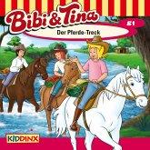 Bibi & Tina - Folge 81: Der Pferde-Treck (MP3-Download)