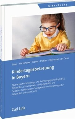 Kindertagesbetreuung in Bayern