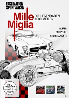 Mile Miglia - Die legendären 1.000 Meilen