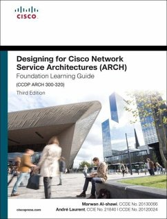 Designing for Cisco Network Service Architectur...