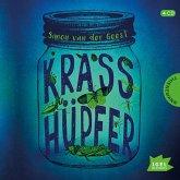 Krasshüpfer, 4 Audio-CDs