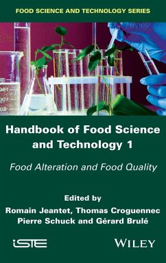 Handbook of Food Science and Technology 1 - Jeantet, Romain; Croguennec, Thomas; Schuck, Pierre