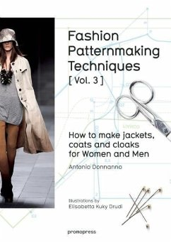 Fashion Pattermaki NG Techniques [ Vol . 3 ]