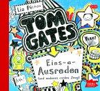Eins-a-Ausreden (und anderes cooles Zeug) / Tom Gates Bd.2 (Audio-CD)