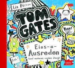 Eins-a-Ausreden (und anderes cooles Zeug) / Tom Gates Bd.2 (Audio-CD) - Pichon, Liz