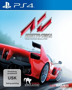 Assetto Corsa - Day-1-Edition (PlayStation 4)