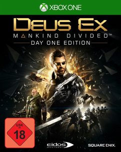 Deus Ex: Mankind Divided - Day One Edition (Xbo...
