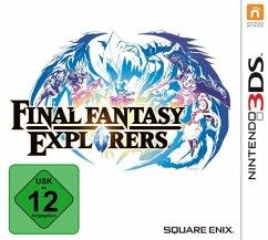 Final Fantasy: Explorers (Nintendo 3DS)