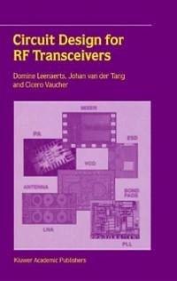 Circuit Design for RF Transceivers (eBook, PDF)