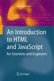 An Introduction to HTML and JavaScript (eBook, PDF)