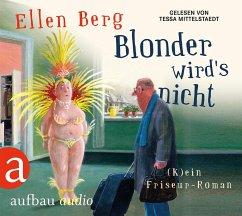 Blonder wird's nicht, 3 MP3-CDs - Berg, Ellen