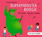 Supermonster-Boogie - 16 Gute Laune-Lieder, Audio-CD