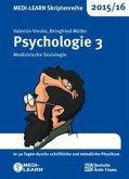 MEDI-LEARN Skriptenreihe 2015/16: Psychologie 3