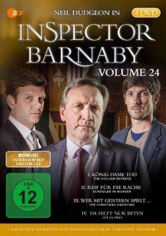 Inspector Barnaby Vol. 24 - Inspector Barnaby