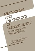Metabolism and Enzymology of Nucleic Acids (eBook, PDF)