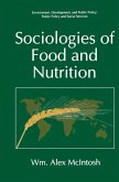 Sociologies of Food and Nutrition (eBook, PDF)