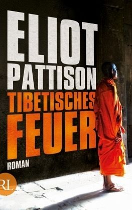 Tibetisches Feuer / Shan ermittelt Bd.8 - Pattison, Eliot