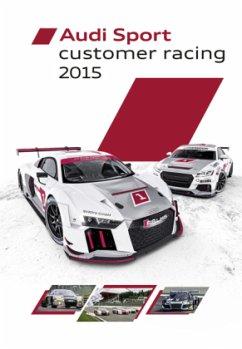 Audi Sport customer racing 2015 - Wegner, Alexander von