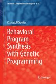 Behavioral Program Synthesis with Genetic Programming