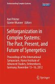 Selforganization in Complex Systems: The Past, Present, and Future of Synergetics