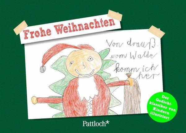 Von drauß\' vom Walde komm ich her: Frohe Weihnachten von Theodor ...