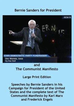 Bernie Sanders for President and The Communist Manifesto