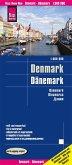 Reise Know-How Landkarte Dänemark / Denmark (1:300.000); .; Denmark / Danemark / Dinamarca