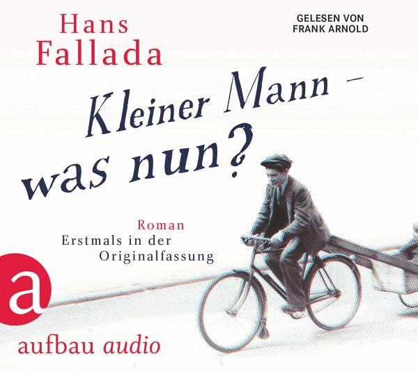 Kleiner Mann - was nun?, 6 Audio-CDs - Fallada, Hans