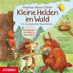 Kleine Helden im Wald, 1 Audio-CD