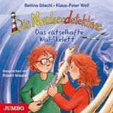 Das rätselhafte Wal-Skelett / Die Nordseedetektive Bd.3 (1 Audio-CD)