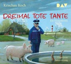 Dreimal Tote Tante / Thies Detlefsen Bd.4 (5 Audio-CDs) - Koch, Krischan