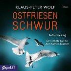 Ostfriesenschwur / Ann Kathrin Klaasen ermittelt Bd.10 (4 Audio-CDs)