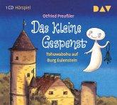Das kleine Gespenst - Tohuwabohu auf Burg Eulenstein, Audio-CD