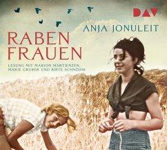 Rabenfrauen, 6 Audio-CDs - Jonuleit, Anja