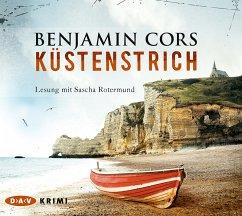 Küstenstrich / Nicolas Guerlain Bd.2 (6 Audio-CDs) - Cors, Benjamin
