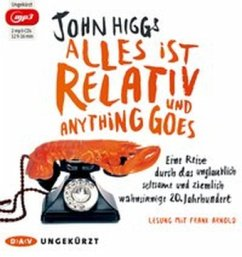 Alles ist relativ und anything goes, 2 MP3-CDs - Higgs, John