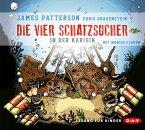 In der Karibik / Die vier Schatzsucher Bd.1 (3 Audio-CDs)