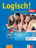Logisch! Neu A1. Kursbuch mit Audio-Dateien zum Download