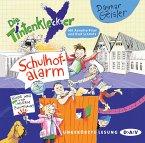 Schulhofalarm / Die Tintenkleckser Bd.2 (1 Audio-CD)